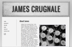 James Crugnale site